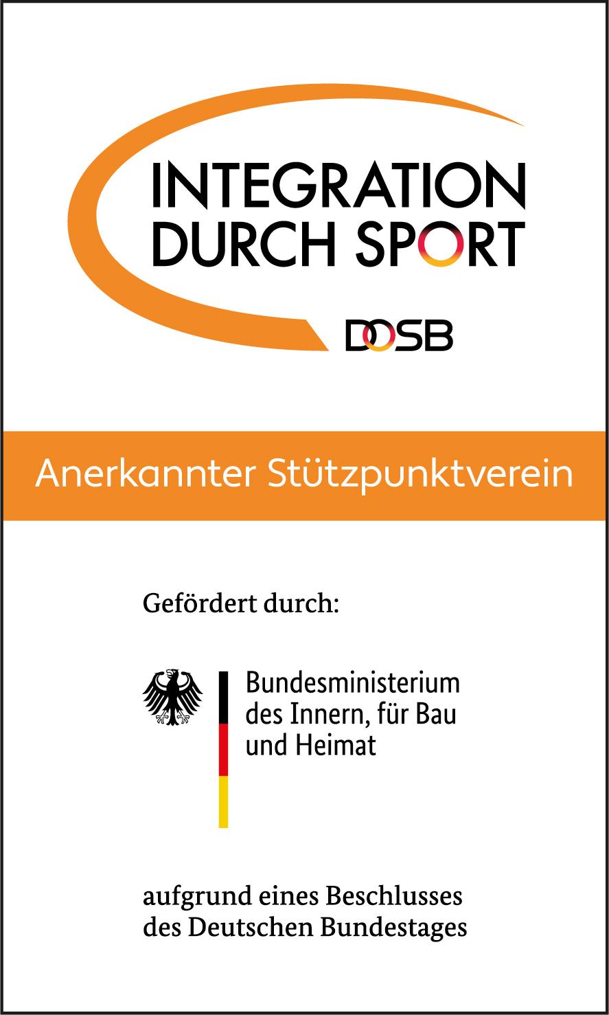 Integration durch Sport - Gießener SV ist Stützpunktverein